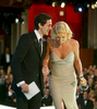 Charlize Theron and Adrien Brody