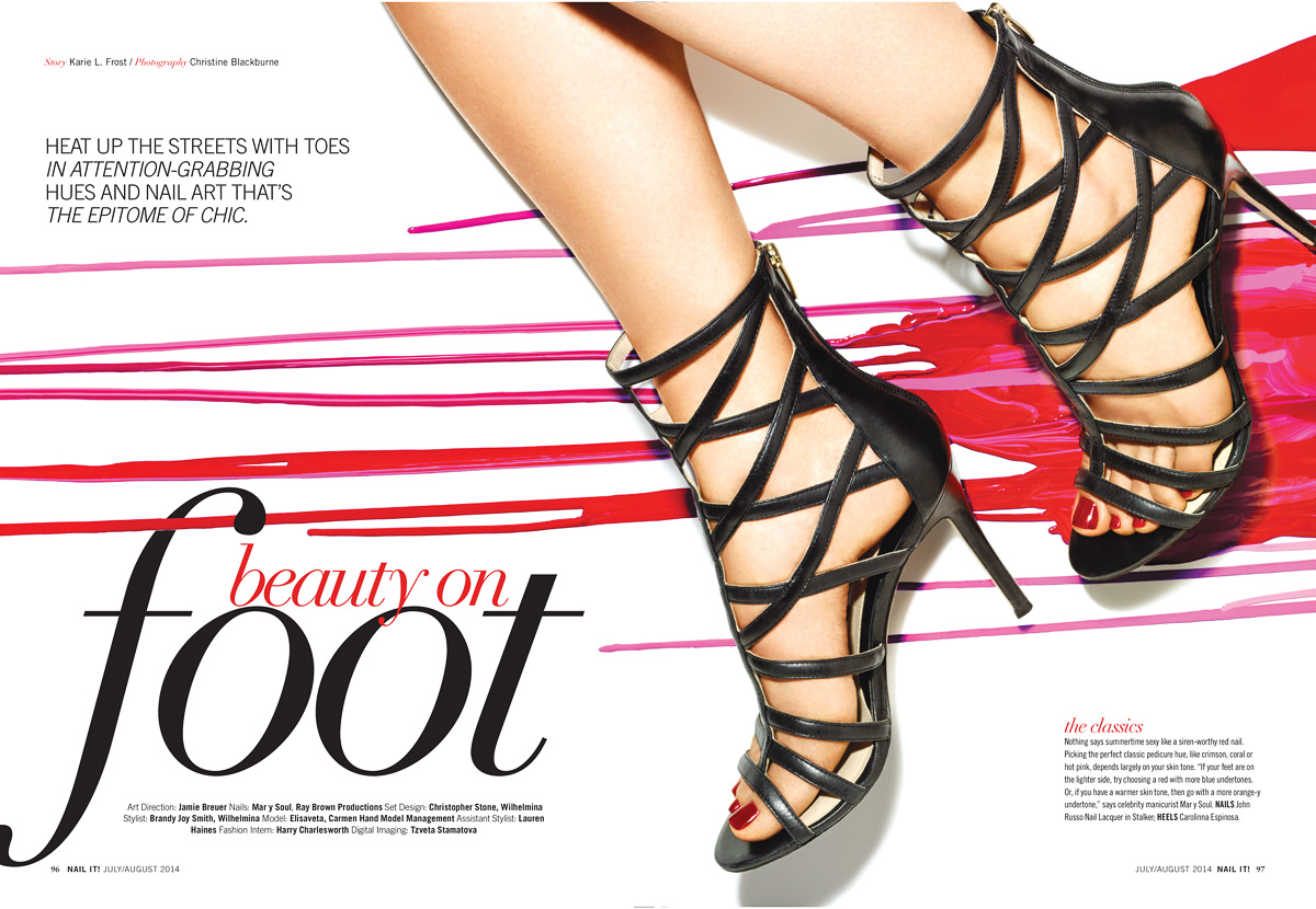 Nail It - July / August 2014