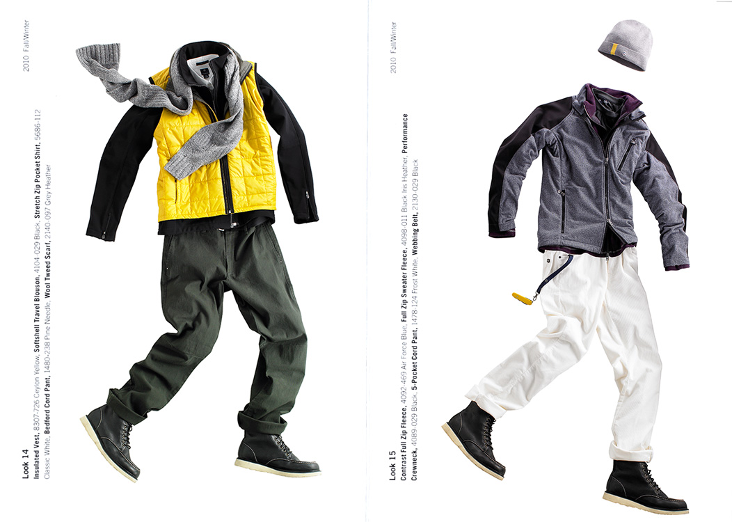 Swiss Army Apparel -  Autumn/Winter 2010