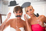 I had the priviledge of photographing both these lovely ladies weddings.  They were so much fun, as you can see.  Cavalier Hotel, Virginia Beach, Virginia.