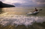 Kayaking the Andaman Sea