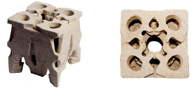 técnica: cerámica alta temperatura y vermiculitadimensiones: 23 x 23 x 25cmDISPONIBLE