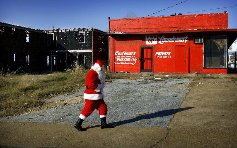 Where did I park my sleigh?