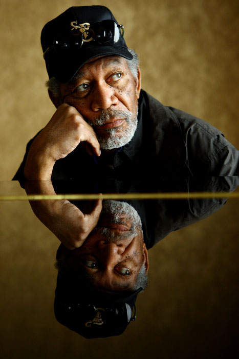 Actor Morgan Freeman, seen here in Memphis, Tenn. on November 18, 2008, is among six individuals to be recognized for the 31st annual Kennedy Center Honors on Sunday, December 7, 2008.