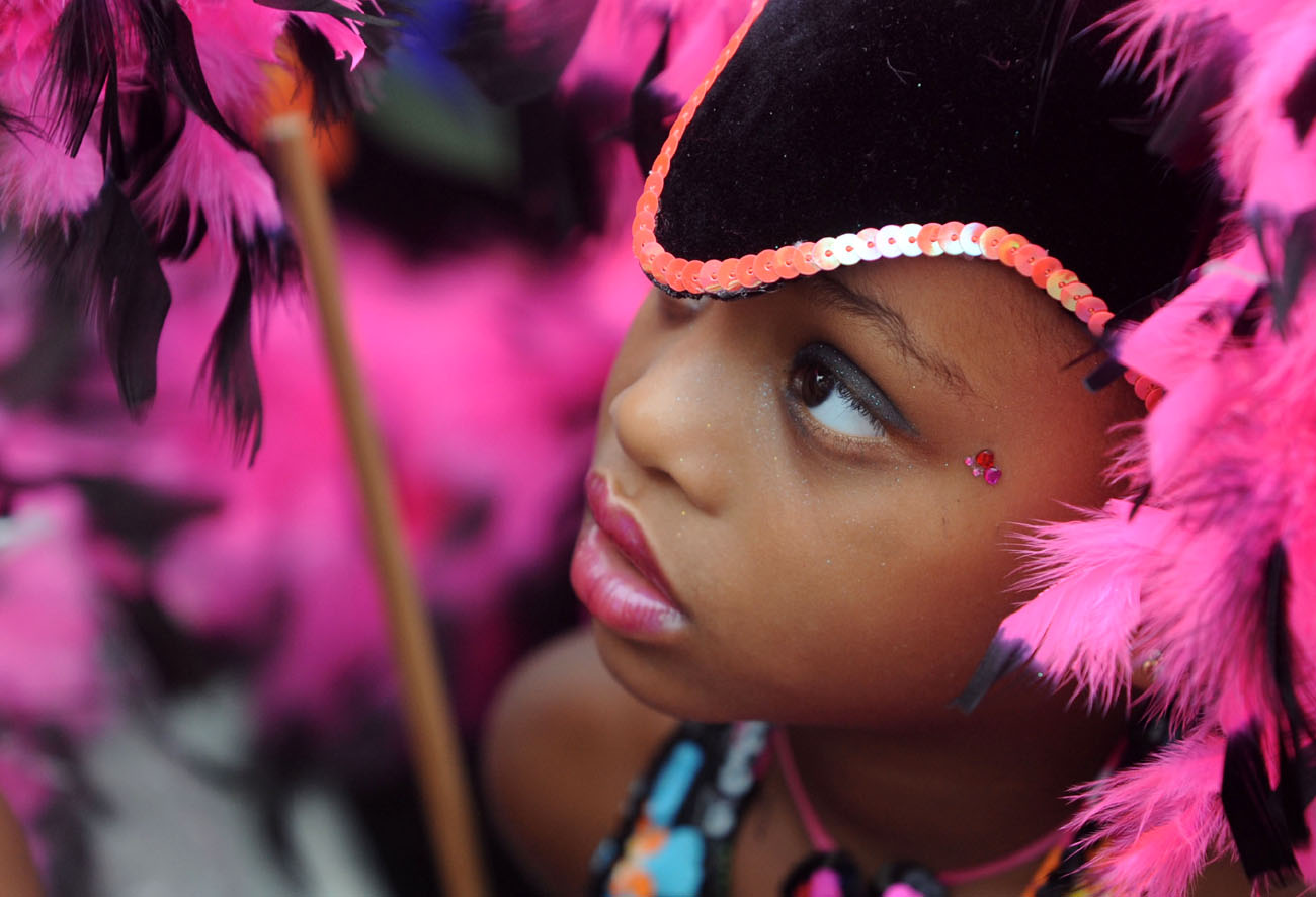 Camryn Brathwait - West Indian Children's Parade