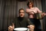 Eric and Julie Powell - Food Taster and Author of