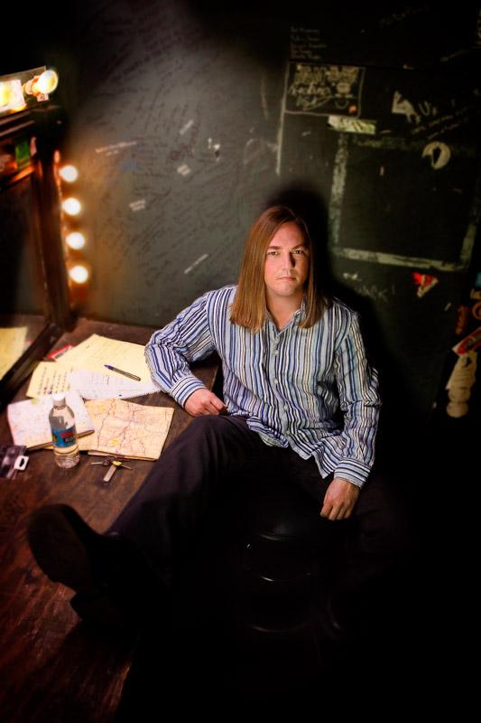 Edwin McCain, musician. Atlanta, GA