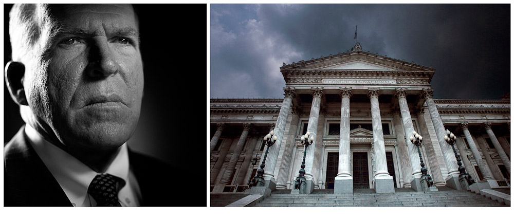 CIA Director John Brennan. Washington, D.C. / Congreso Nacional. Buenos Aires, Argentina