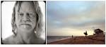 Dude, surfer. / Beach. Malibu, CA