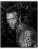 Larry Da Leopard, tattoo artist, Austin, TX