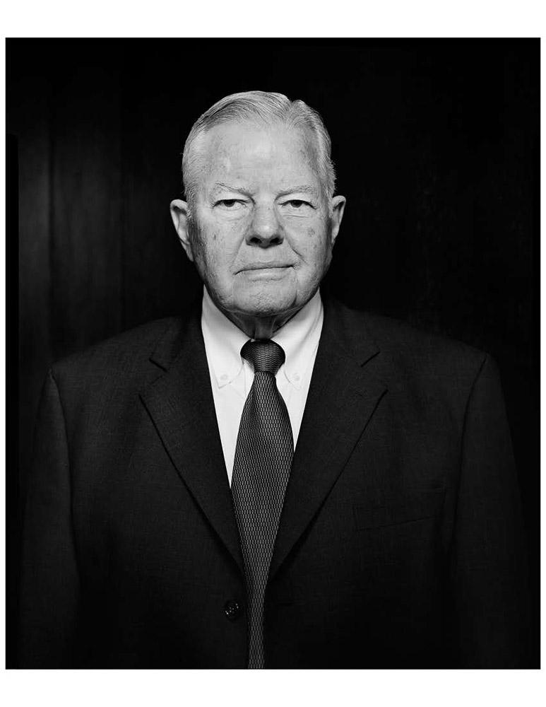 William Herbert Hunt, oil executive Dallas, TX