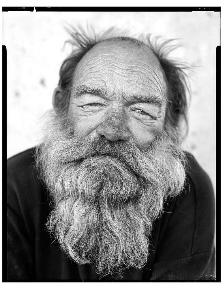 Randy Porter, homeless carpenter, 183 underpass, Austin, TX