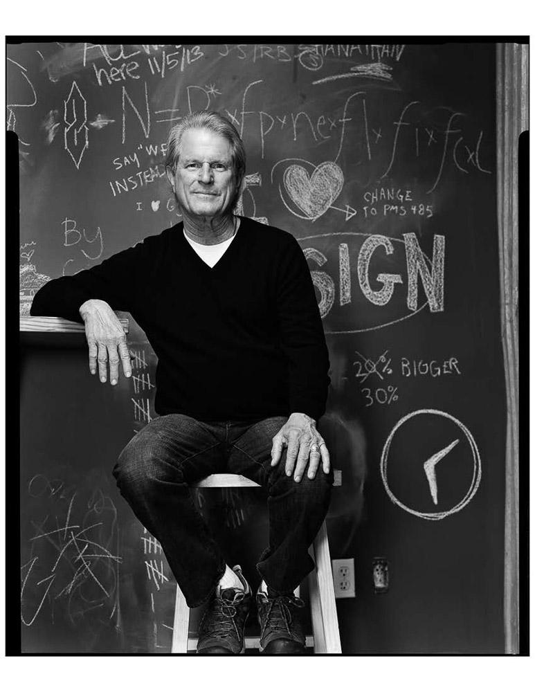 Roy Spence, advertising exec, GSD&M, Austin, TX