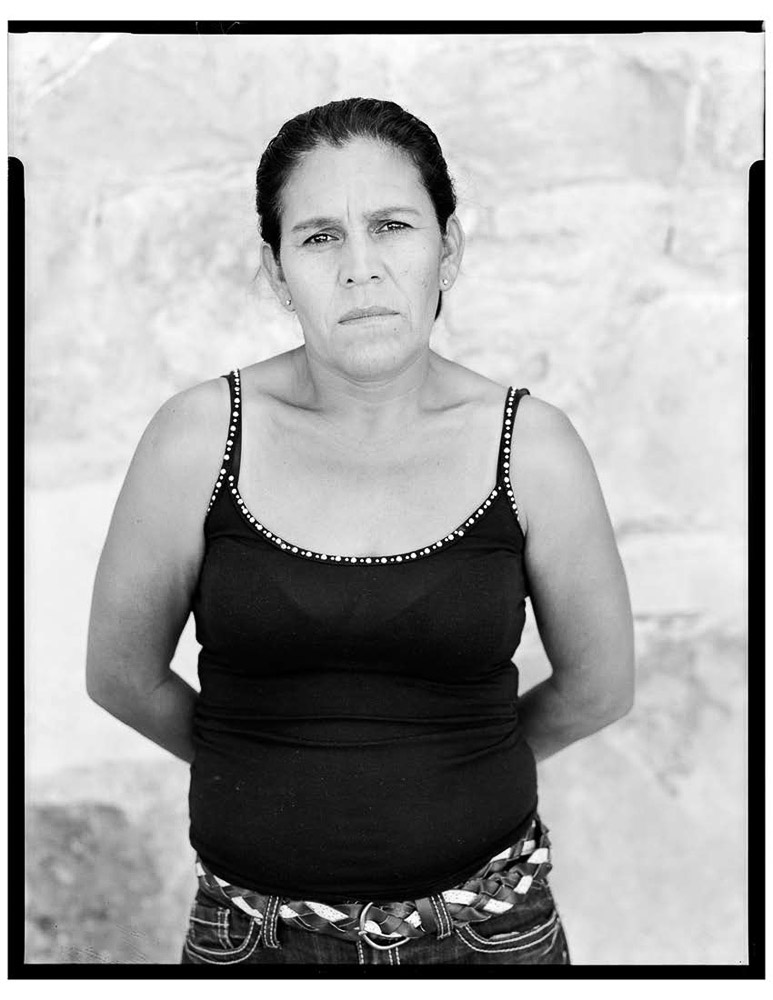 Elsa Presas Garcia, cook, Bad Rabbit Cafe, Terlingua, TX