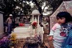 Cemetery, Oaxaca