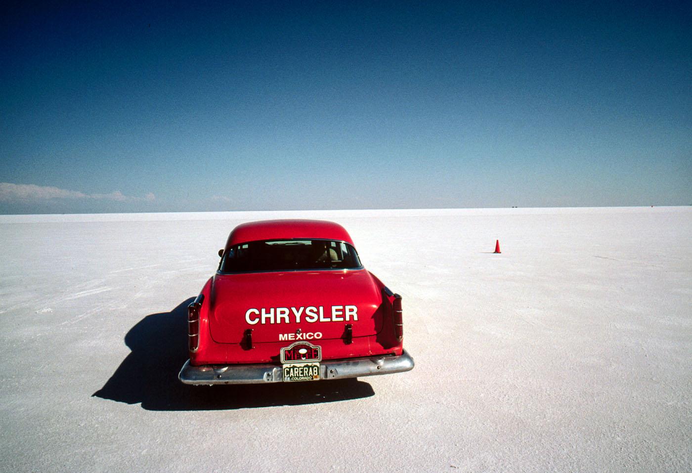 55 Chrysler, Bonneville