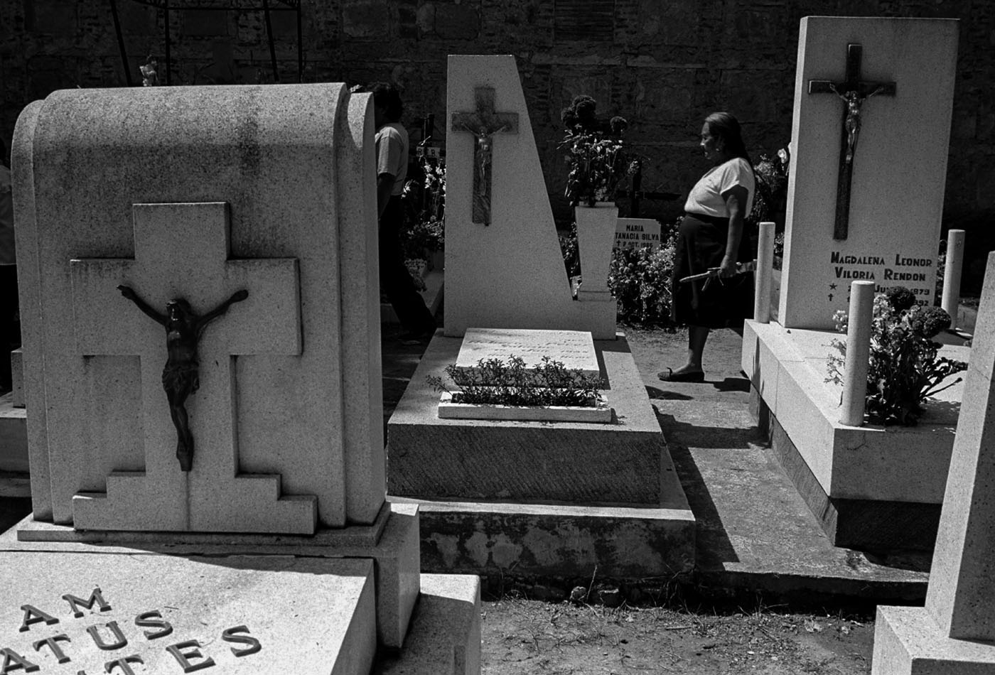 Oaxaca Cemetery