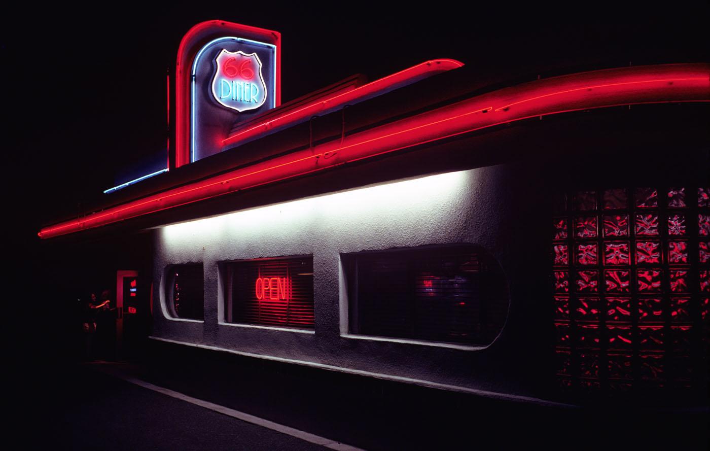 66 Diner, Albuquerque, NM