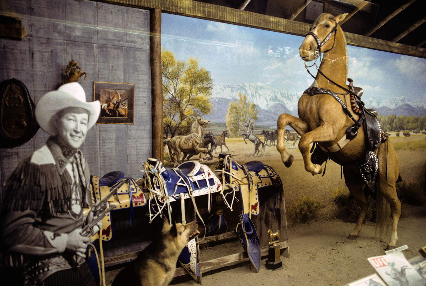 Roy Rogers Museum, Victorville, CA