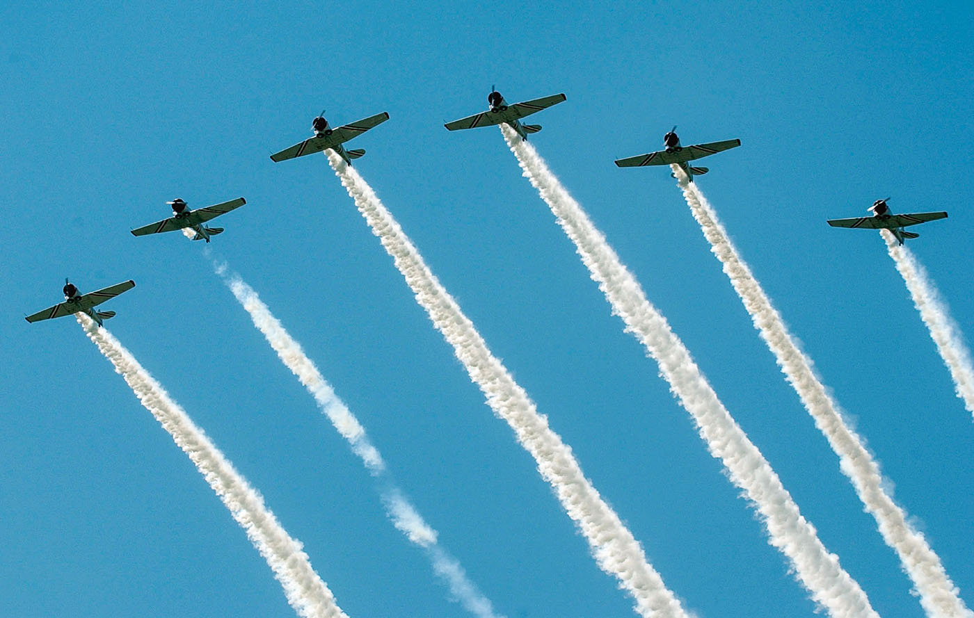 Skytypers, Willow Grove Naval Air Station