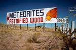Stewart's Petrified Wood, Holbrook, AZ