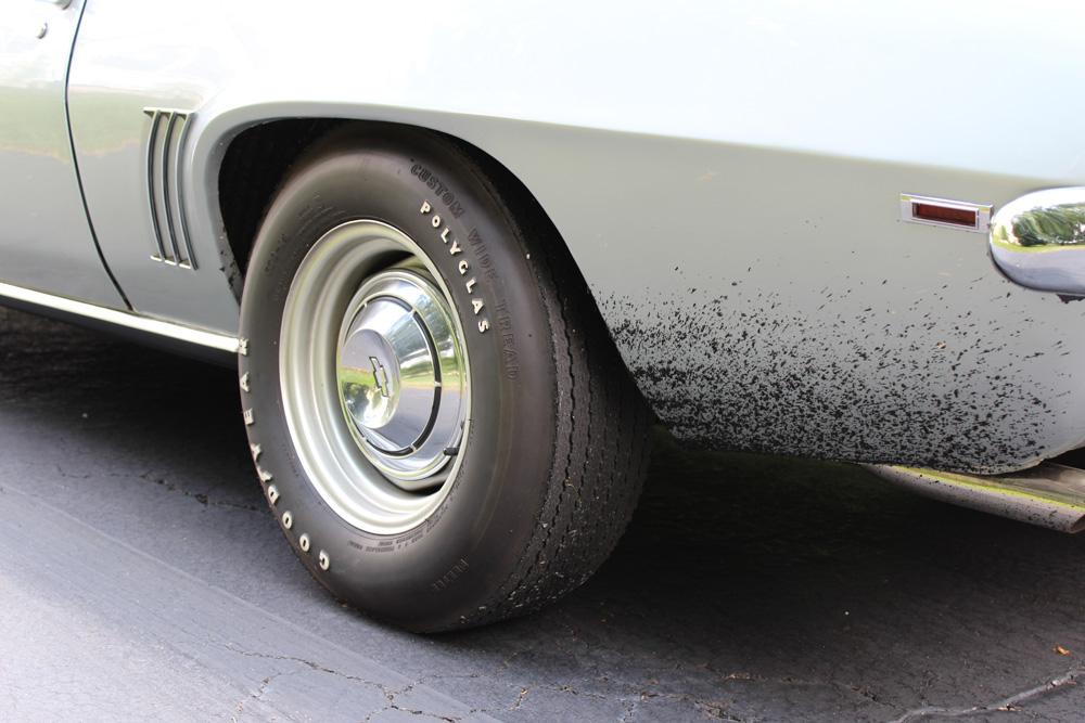 69 Camaro L78.