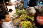 Vegetable MarketMicrolending ClientsMumbai, India