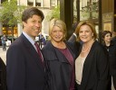 Eric Rudin, Rudin Mgmt; Martha Stewart,