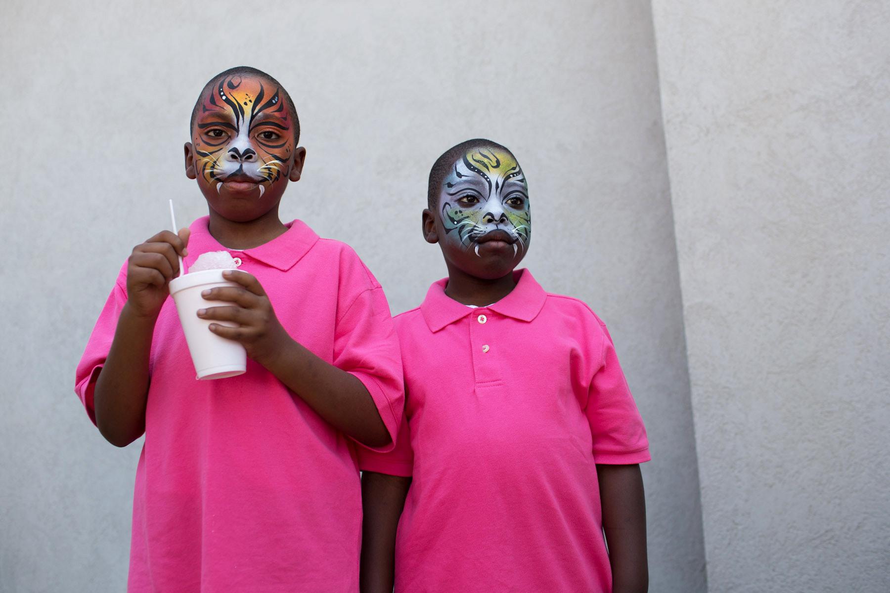 America_1800_twins_facepaint