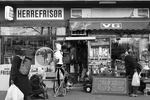 Grønland, Norway - Herrefrisør (men's hair salon) has been owned and operated by Freddy Larssen for 50-years.