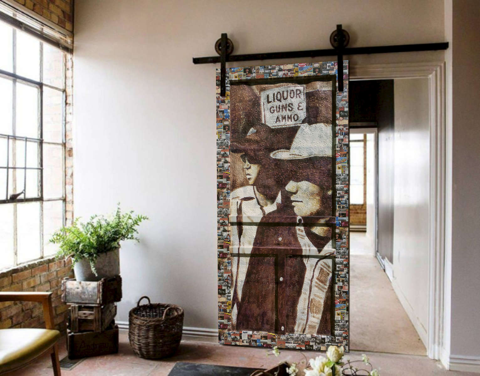 sliding-door-rust-in-peace & sliding-door-rust-in-peace: Artwork: davidzukas.com