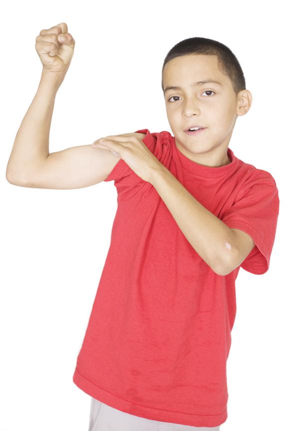 Cesar Cervantes, 9, Los Angeles, California