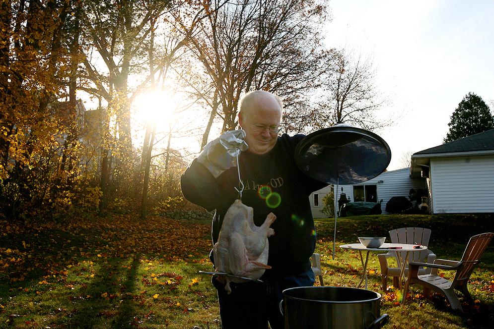 Fried TurkeyNatick, Massachusetts