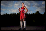 Jason McKibben - jmckibben@poststar.comPhoto Illustration 2011 Post-Star Softball Player of the Year - Alexa Toole.