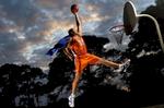 Sarasota Herald-Tribune All Area Boy's Basketball Player of the Year - Bradenton Christian's D.J. Magley.