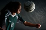 Sarasota Herald-Tribune All Area Girl's Soccer Player of the Year - Lakewood Ranch's Lindsay Thompson.