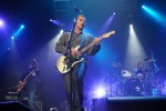 Rock music star Gavin Rossdale, formerly the lead singer of Bush, performs at Hard Rock Live in Orlando, Florida.