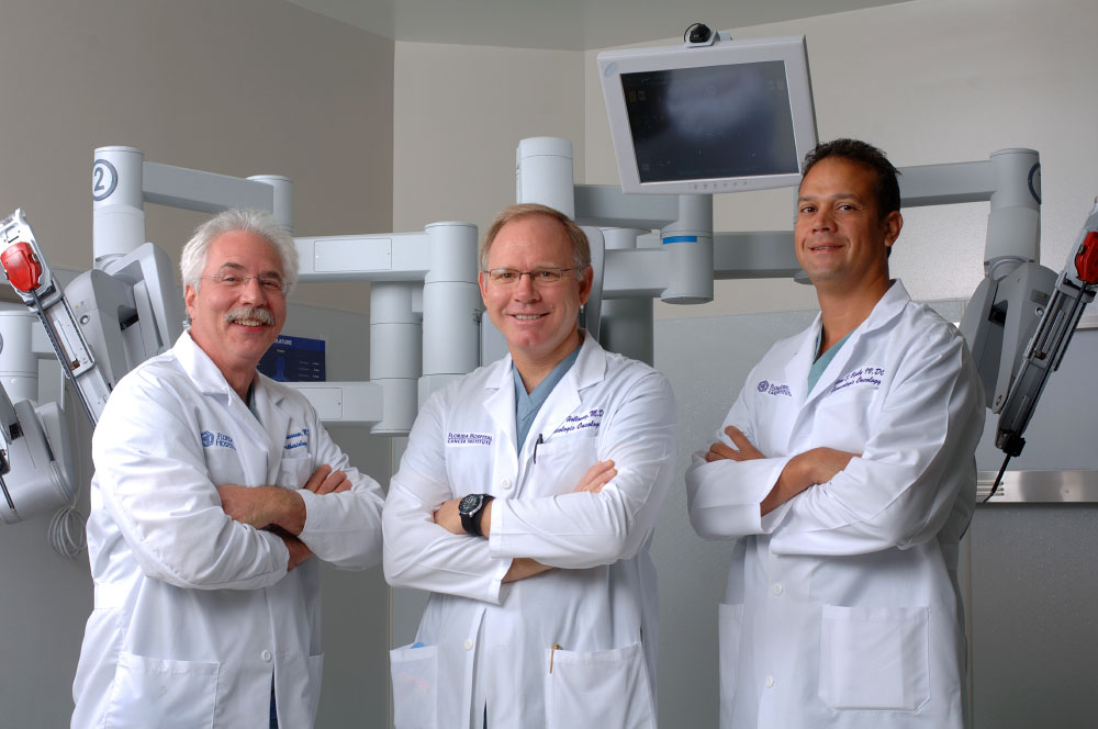 Finkler, Holloway & Bigsby, Gynecologic Oncology, Orlando, FL.