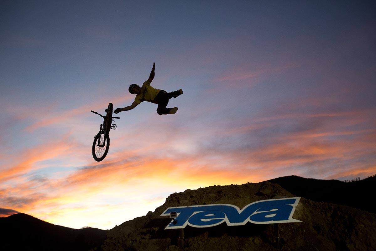 Teva big air contest, Photo by Tommy Whitcomb