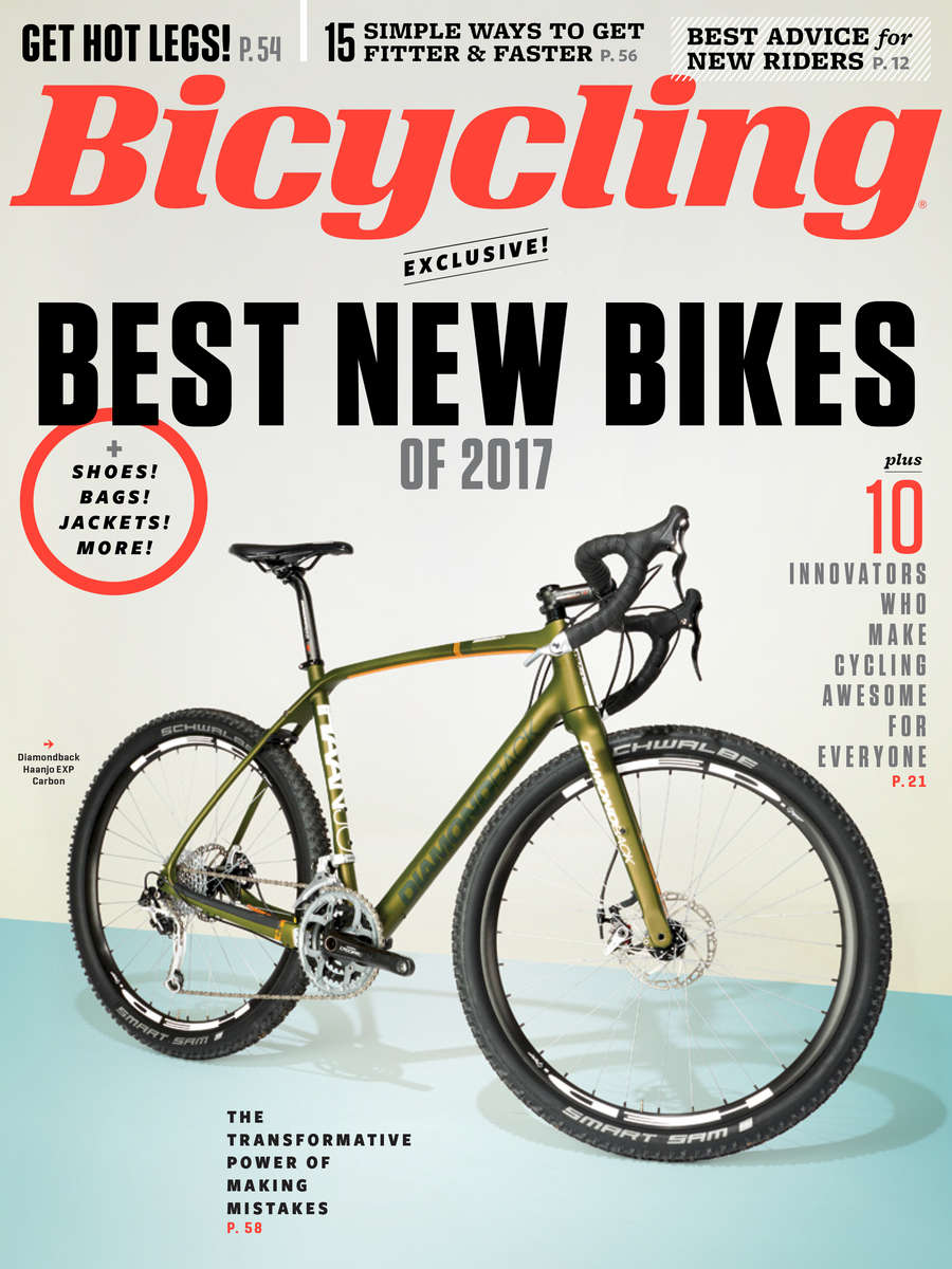 One of five covers for Best Bikes