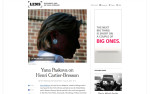 NYT Lens blog : http://lens.blogs.nytimes.com/2010/08/25/yana-paskova-on-henri-cartier-bresson