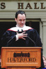 Haverford College awarded musician Dave Matthews, of the Dave Matthews band, an honorary degree. Matthews, who's has done extensive humanitarian work, was one of four guest speakers at the college's commencement ceremonies.
