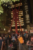 On the evening of September 17th 2012 , the first anniversary of the Occupy Wall Street movement ,OWS supporters returned to Zucotti park, renamed by the movement Liberty Square, for what supporters called a Popular Assembly.