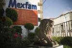 Outside the main offices of Mexfam  in Mexico City. During 2007, Mexfam provided 1,213,043 medical services, 415,217 contraception counseling sessions and  distributed 1,580,886 contraceptives. Over the course of the year 187,096 young people participated in sexual and reproductive health training sessions and workshops conducted by Mexfam across the country.