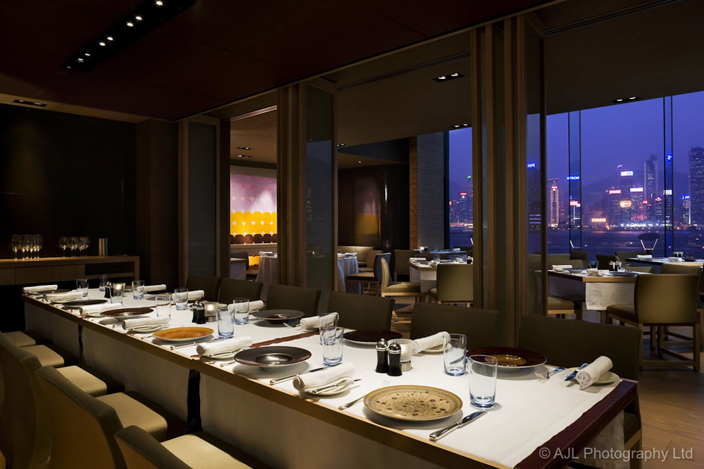 Intercontinental hong kong intercontinental hong kong for Best private dining rooms hong kong