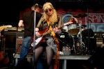 Courtney Love plays with HOLE at Stubb's.