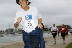 Wayne Hoffman, 73 year old cancer survivor and participant in the {quote}Run, Walk n' Roll Prostate Cancer {quote}event.