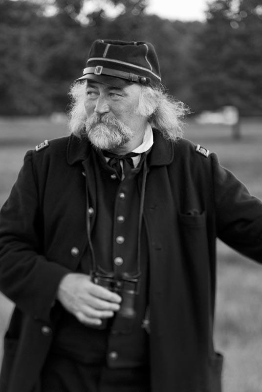 Ken Kadz, U.S. Signal Corps
