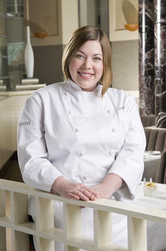 Sarah Grueneberg, Chef di cucina, Spiaggia