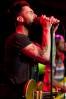 Maroon 5's lead singer, Adam Levine.